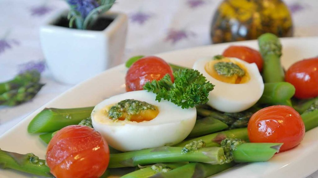 Egg Diet for dish for weight loss