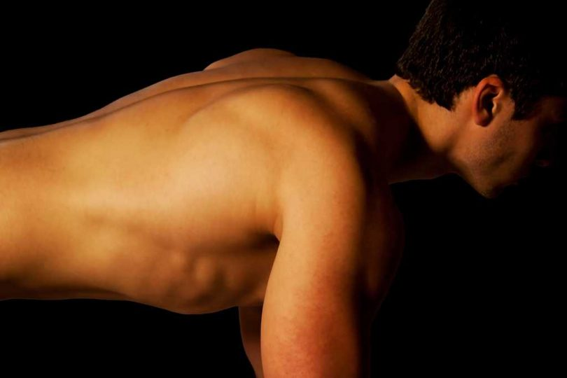 muscle knots in your back