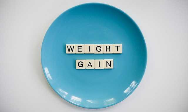 this is how you gain weight fast